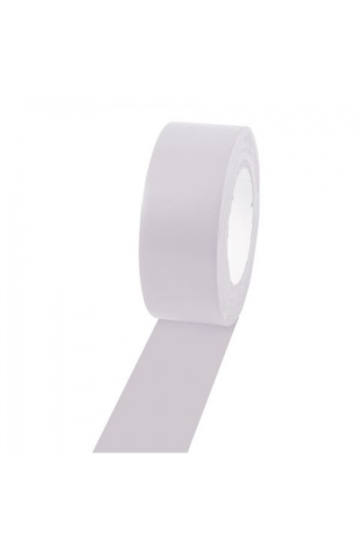 "3"" MATT WHITE FLOOR TAPE (36 YARDS)"