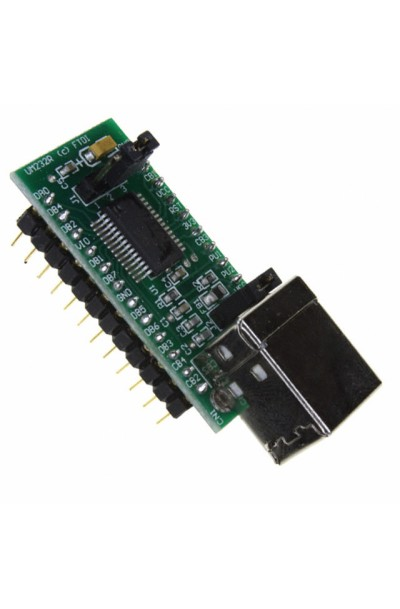 Interface Development Tools USB to Serial UART Dev Mod for FT232R