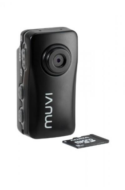 Veho Muvi Atom Black Camcorder