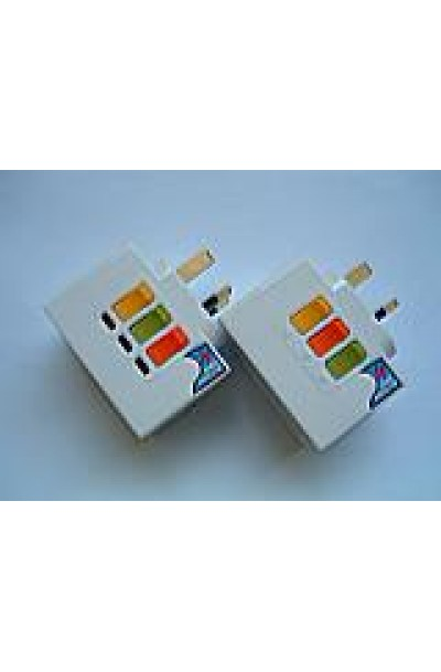 NCE 3-WAY SWITCH ADAPTER (NCE6228B)