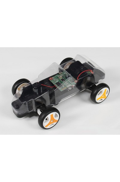 DIY i-Racer Android R/C Car (Bluetooth Control)