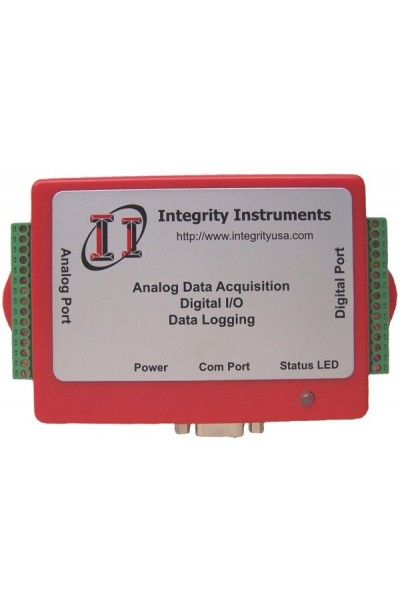 232M100 Series RS-232 Data Acquisition and Digital I/O Modules With Casing
