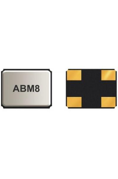 ABRACON  ABM8G-14.7456MHZ-18-D2Y-T  CRYSTAL, 14.7456MHZ, 18PF, 3.2 X 2.5MM