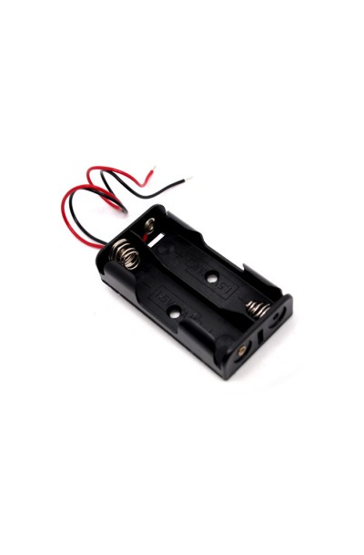 2xAA Battery Holder