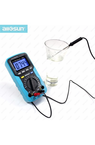 All-Sun EM5511 3 In 1 EMF Digital Multimeter