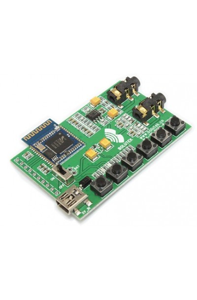 Audio Speaker Bluetooth BC05B EVB Board BC05VB