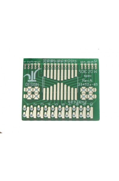 Aplomb-boards SOIC20 adapters