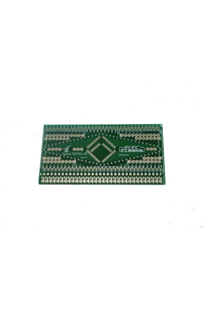 Aplomb-boards TQFP64_44adapters 0.8mm pitch