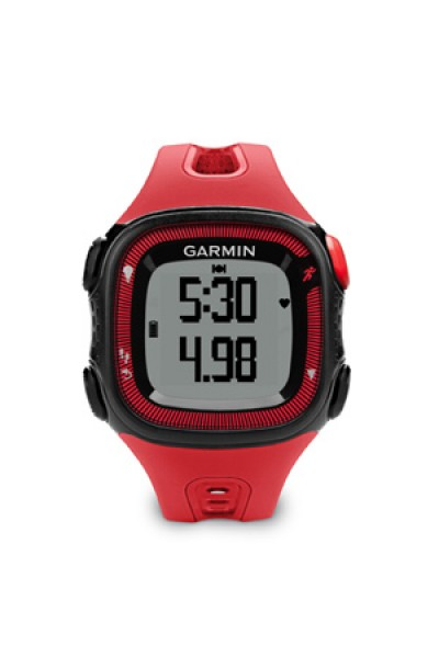 Garmin Forerunner® 15 (Red/ Black)