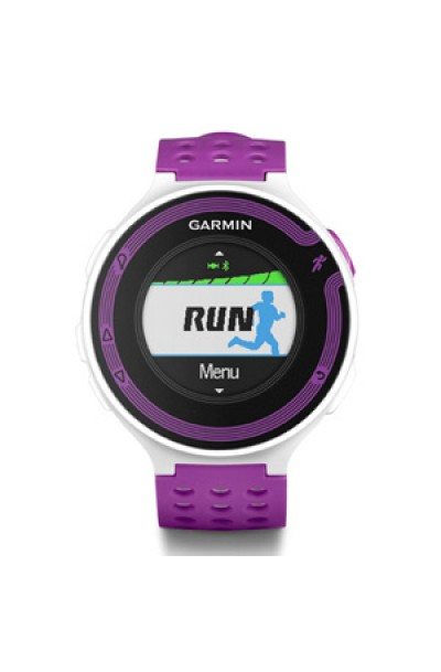 Garmin Forerunner® 220(White/Violet) with HRM
