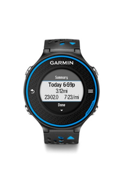 Garmin Forerunner® 620(Blue/Black) with HRM