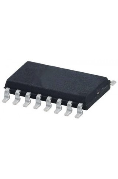 74HC4050D  Hex Non Inverting High to Low Level Shifter in SOIC-16
