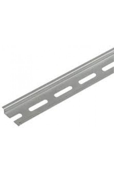 MOUNTING RAIL; DIN RAIL; RELAY; GENERALPURPOSE, 2 METER LONG, 7.3MM DEPTH