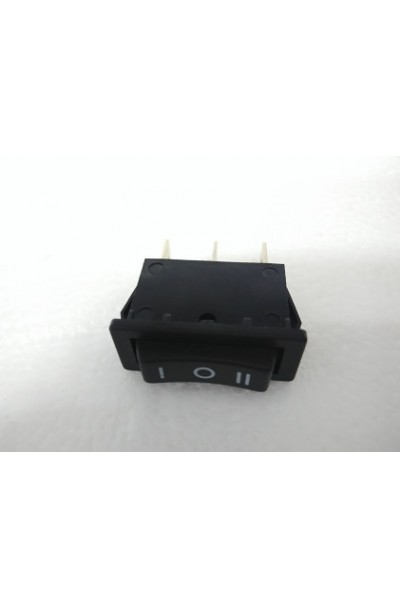 3 PIN ROCKER SWITCH SPDT 3P ON -OFF-ON
