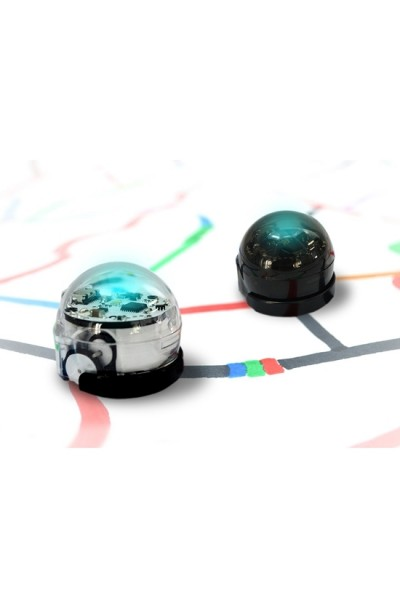 Ozobot Bit 2.0 Interactive Robot (Crystal White)
