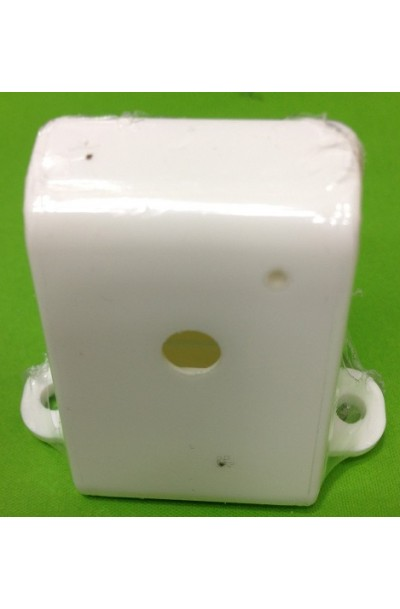 RASPBERRY - ENCLOSURE, PI CAMERA, WHITE